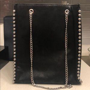 e935c8c4 Zara Bags - 🖤 ZARA Studded Tote Bag 🖤